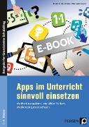 Cover-Bild zu Apps im Unterricht sinnvoll einsetzen (eBook) von Kurzius-Beuster, Babett