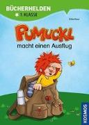 Cover-Bild zu Pumuckl, Bücherhelden 1. Klasse, Pumuckl macht einen Ausflug von Leistenschneider, Ulrike