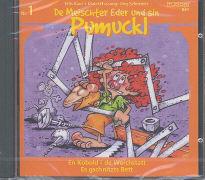 Cover-Bild zu Teil 1: En Kobold i de Werchstatt / Es gschnitzts Bett - De Meischter Eder und sin Pumuckl