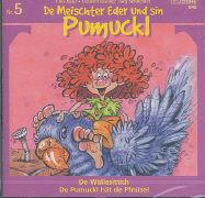 Cover-Bild zu Teil 5: De Wällesittich / De Pumuckl hät de Pfnüsel - De Meischter Eder und sin Pumuckl