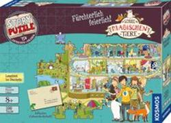 Cover-Bild zu Schule der magischen Tiere - Story Puzzle: Fürchterlich feierlich!
