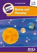 Cover-Bild zu Themenheft Sterne und Planeten 1./2. Klasse von Schmidt, Eva-Maria