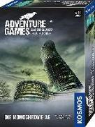 Cover-Bild zu Adventure Games - Die Monochrome AG
