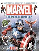 Cover-Bild zu Ultimate Sticker Collection: Marvel: Heroes Unite!