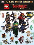 Cover-Bild zu Ultimate Sticker Collection: THE LEGO® NINJAGO® MOVIE