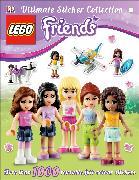 Cover-Bild zu Ultimate Sticker Collection: LEGO® Friends