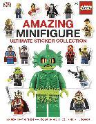 Cover-Bild zu Ultimate Sticker Collection: Amazing LEGO® Minifigure