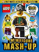 Cover-Bild zu Ultimate Sticker Collection: LEGO Minifigure: Mash-up!