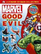 Cover-Bild zu Ultimate Sticker Collection: Marvel Good versus Evil