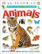 Cover-Bild zu Ultimate Sticker Activity Collection: Animals