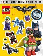 Cover-Bild zu Ultimate Sticker Collection: THE LEGO® BATMAN MOVIE