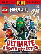 Cover-Bild zu Ultimate Sticker Collection: LEGO NINJAGO