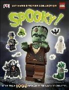 Cover-Bild zu Ultimate Sticker Collection: LEGO Spooky!