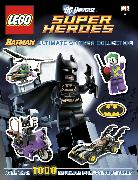 Cover-Bild zu Ultimate Sticker Collection: LEGO® Batman (LEGO® DC Universe Super Heroes)