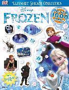Cover-Bild zu Ultimate Sticker Collection: Disney Frozen von Nesworthy, Lauren