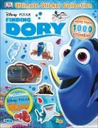 Cover-Bild zu Ultimate Sticker Collection: Disney Pixar Finding Dory