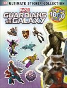 Cover-Bild zu Ultimate Sticker Collection: Marvel's Guardians of the Galaxy