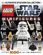 Cover-Bild zu Ultimate Sticker Collection: LEGO® Star Wars: Minifigures von Last, Shari