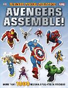 Cover-Bild zu Ultimate Sticker Collection: Marvel Avengers: Avengers Assemble!