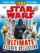Cover-Bild zu Ultimate Sticker Collection: Star Wars von Last, Shari