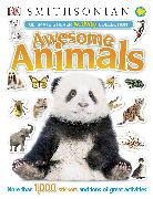 Cover-Bild zu Ultimate Sticker Activity Collection Awesome Animals