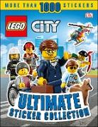 Cover-Bild zu Ultimate Sticker Collection: LEGO City