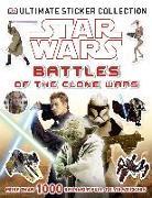 Cover-Bild zu Ultimate Sticker Collection: Star Wars: Battles of the Clone Wars