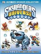 Cover-Bild zu Ultimate Sticker Collection: Skylanders Universe