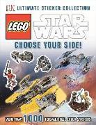 Cover-Bild zu Ultimate Sticker Collection: LEGO Star Wars: Choose Your Side! von Last, Shari