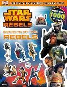 Cover-Bild zu Ultimate Sticker Collection: Star Wars Rebels: Secrets of the Rebels