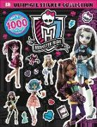 Cover-Bild zu Ultimate Sticker Collection: Monster High von Hardie, Eric