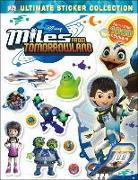 Cover-Bild zu Ultimate Sticker Collection: Miles from Tomorrowland von Last, Shari