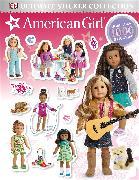 Cover-Bild zu Ultimate Sticker Collection: American Girl