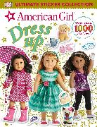 Cover-Bild zu Ultimate Sticker Collection: American Girl Dress-Up