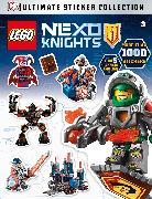 Cover-Bild zu Ultimate Sticker Collection: LEGO NEXO KNIGHTS