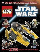 Cover-Bild zu Ultimate Sticker Collection: LEGO Star Wars von Last, Shari