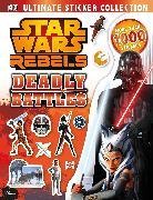 Cover-Bild zu Ultimate Sticker Collection: Star Wars Rebels: Deadly Battles