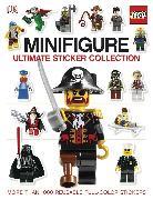 Cover-Bild zu Ultimate Sticker Collection: LEGO Minifigure
