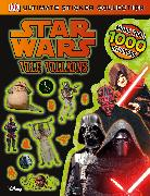Cover-Bild zu Ultimate Sticker Collection: Star Wars Vile Villains