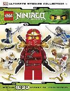 Cover-Bild zu Ultimate Sticker Collection: LEGO NINJAGO von Last, Shari