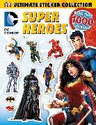 Cover-Bild zu Ultimate Sticker Collection: DC Comics Super Heroes