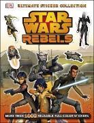 Cover-Bild zu Ultimate Sticker Collection: Star Wars Rebels