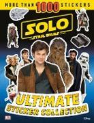 Cover-Bild zu Solo: A Star Wars Story Ultimate Sticker Collection von Davies, Beth