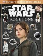 Cover-Bild zu Star Wars: Rogue One: Ultimate Sticker Encyclopedia von Grange, Emma