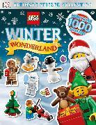 Cover-Bild zu Ultimate Sticker Collection: LEGO Winter Wonderland