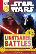 Cover-Bild zu Star Wars Lightsaber Battles von Nesworthy, Lauren