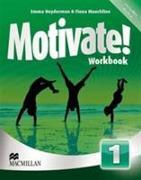 Cover-Bild zu Motivate! Level 1 Workbook & audio CD von Heyderman, Emma