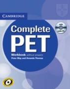 Cover-Bild zu Complete PET. Workbook without Answers von Heyderman, Emma