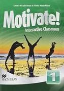 Cover-Bild zu Motivate! Level 1 IWB CD Rom von Heyderman, Emma