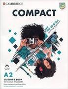 Cover-Bild zu Compact Key for Schools Student's Book Without Answers with Online Practice von Heyderman, Emma